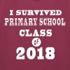 I survived primary school class of 2018! - Kids' Premium Hoodie