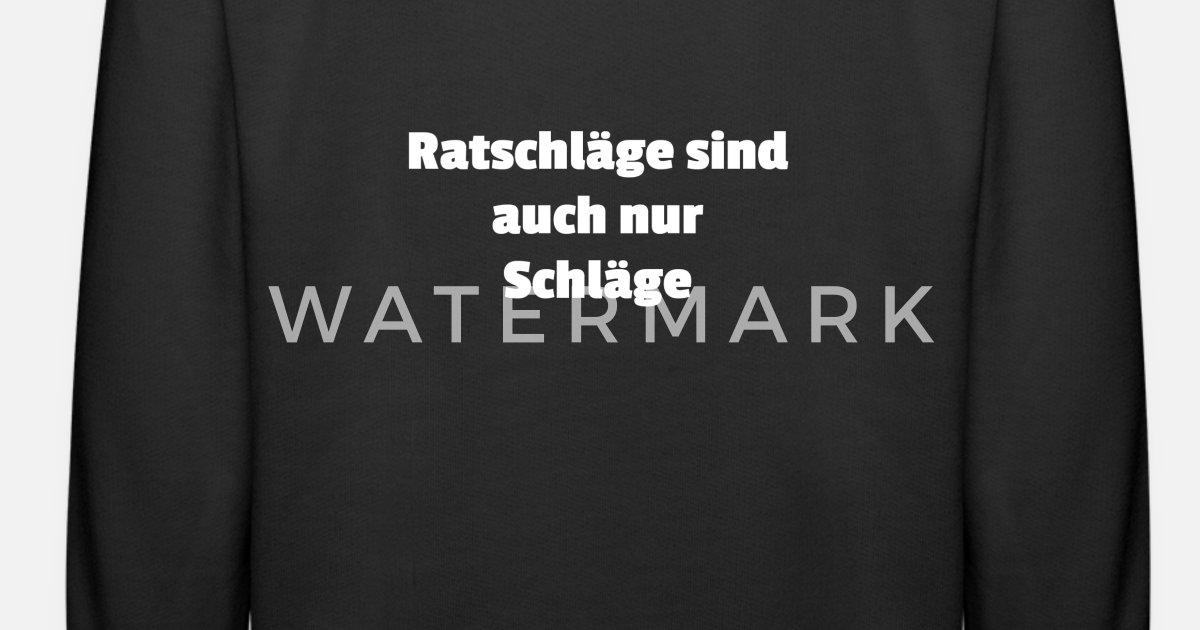 Ratschläge Rat Ratschlag Boxer Schläge Prügel spaß von Shirts2Go ...