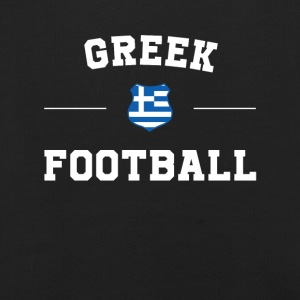 Greece Football Shirt - Greece Soccer Jersey - Kids' Premium Hoodie