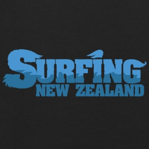 NEW ZEALAND Surfing Country Water - Kids' Premium Hoodie