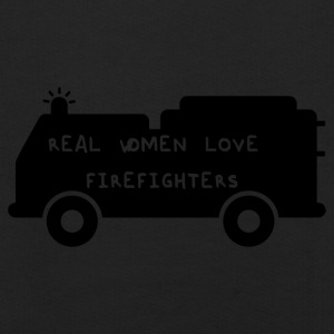 Feuerwehr: Real Women Love Firefighters - Kinder Premium Hoodie