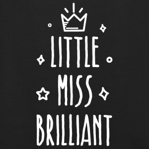 Little Miss Brilliant - Premium Barne-hettegenser