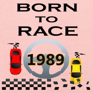 Born to Race Racing cars race 1989 - Kids' Premium Hoodie