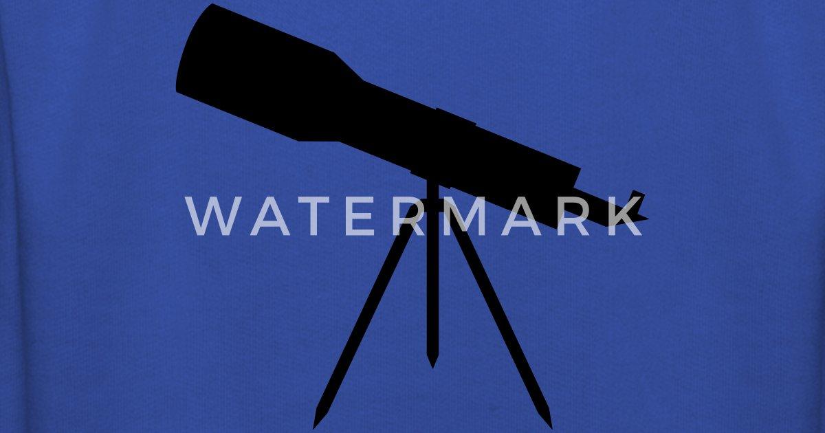 Teleskop vektorgrafik von wieto spreadshirt