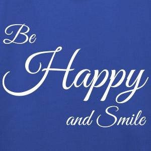 Be Happy - Kids' Premium Hoodie