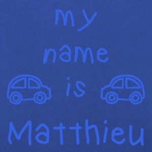 MATTHIEU MY NAME IS - Pull à capuche Premium Enfant