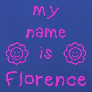 FLORENCE MY NAME IS - Pull à capuche Premium Enfant