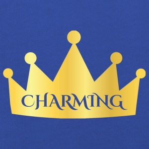 Fairytale: Charming - Crown - Kids' Premium Hoodie
