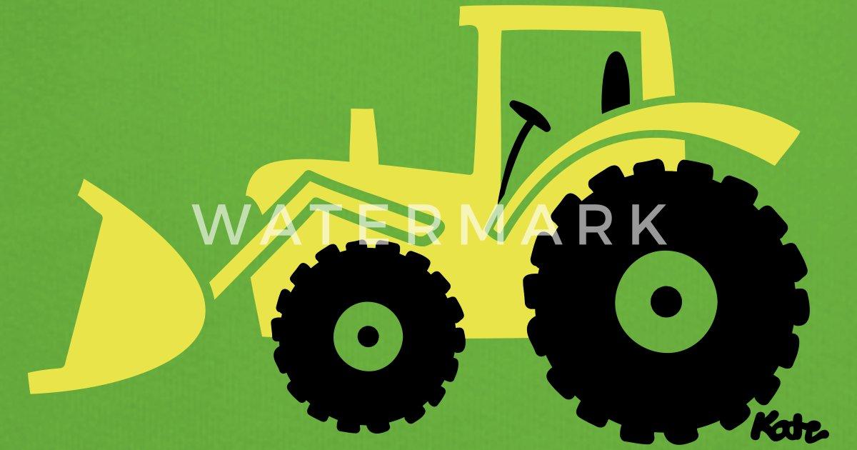 Traktor frontlader bulldog c von katelein spreadshirt