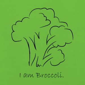 I am Broccoli - Premium-Luvtröja barn