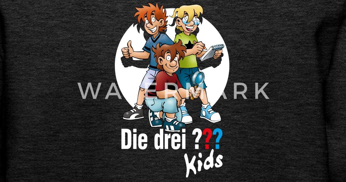Bob Team Kinder Premium Hoodie Peter Spreadshirt Die DREI Fragezeichen Kids Justus
