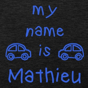 MATHIEU MY NAME IS - Pull à capuche Premium Enfant