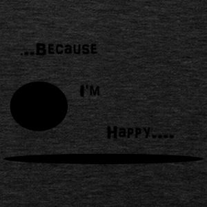 Because I'm Happy - Kids' Premium Hoodie