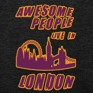 London Awesome people live in - Kids' Premium Hoodie