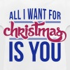 All I want for christmas is you - Baby T-Shirt