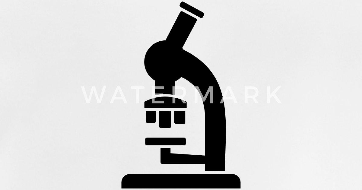 Mikroskop geschenk biologe mediziner labor von crazygull spreadshirt