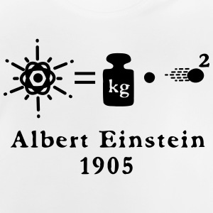 029 tk einstein zn - Baby T-Shirt