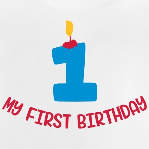 Birthday first - Baby T-Shirt