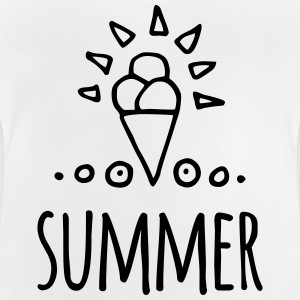 ice cream - Baby T-Shirt