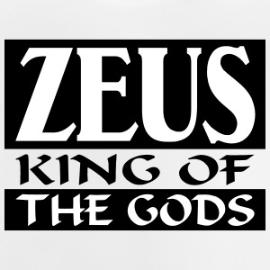 Zeus _-_ King_Of_The_Gods - Maglietta per neonato