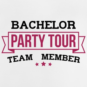 Bachelor Party Tour - Baby-T-shirt