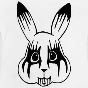 Black Metal Hase - Baby T-Shirt