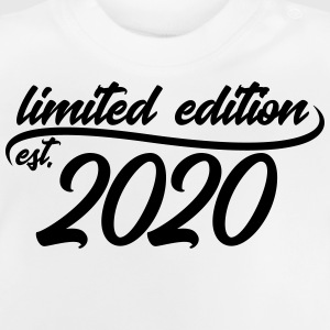 Limited Edition est 2020 - Baby T-shirt