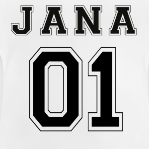 Jana 01 - Black Edition - T-shirt Bébé