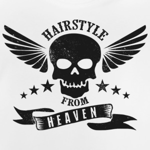 Hairstyle from heaven - Baby T-Shirt
