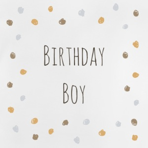 birthday Boy - Baby T-shirt