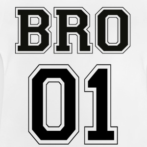 BRO 01 - Black Edition - Baby-T-shirt