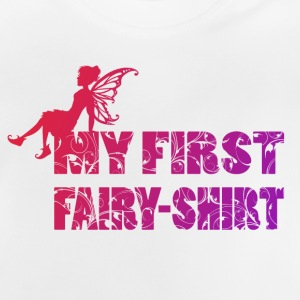 My First Fairy Shirt - Baby-T-skjorte
