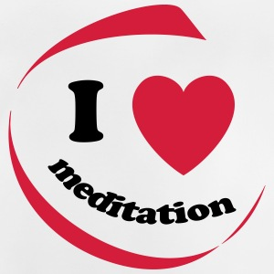 I love meditation - Baby T-Shirt
