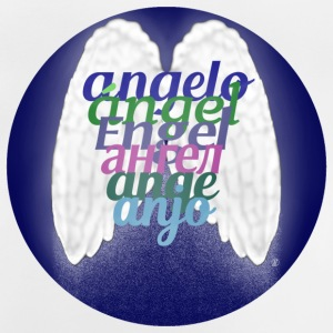 Angel (some languages) - Baby T-Shirt