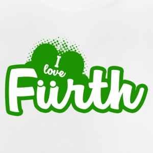 I Love Furth - Baby-T-skjorte