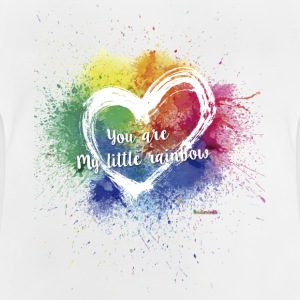 Little Rainbow T-Shirt - Baby T-Shirt