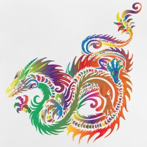 Tribal dragon - Baby T-Shirt
