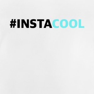 instacool - Baby-T-shirt