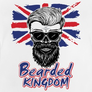 UK baard - Baby T-shirt