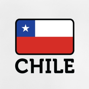 National Flag Of Chile - Baby T-Shirt