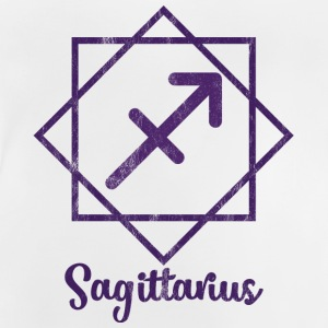 Signs of the Zodiac Sagittarius - Baby T-Shirt