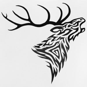 Roaring Stag - Baby T-Shirt