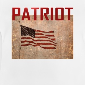 Patriot USA T-shirt - Baby-T-shirt