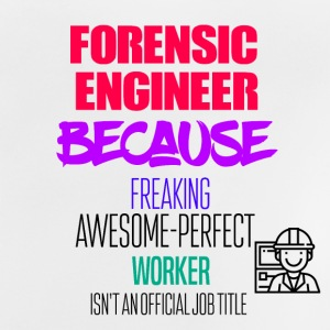 Forensic engineer - Baby T-Shirt