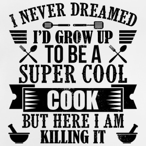 Super Cool Cook - cook - Baby T-Shirt