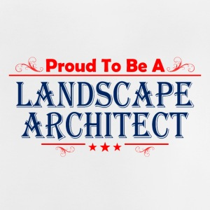 Proud to be landscape architect - Baby T-Shirt