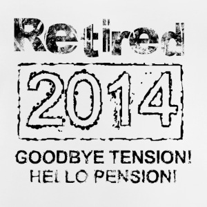 Retired 2014 - Baby T-Shirt