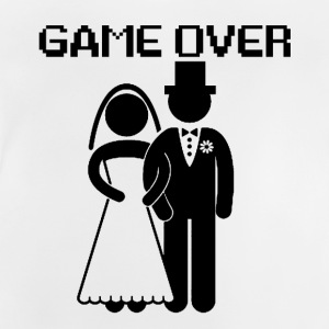 GAME OVER - T-shirt Bébé