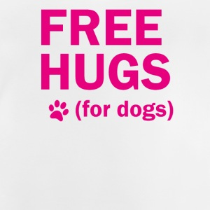 Free hugs for dogs - Baby T-Shirt