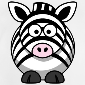 Zebra cartoon 1 - Baby T-Shirt